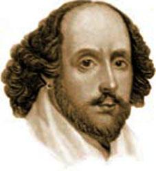 William Shakespeare nationality