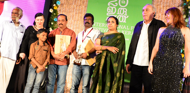 """Egyptian movie """"Clash"""" wins top prize at Kerala film fest ..."""